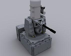 Phalanx CIWS 3D