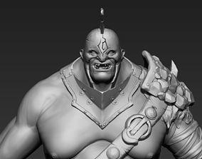 3D model Troll Zbrush