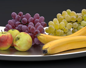 3D Fruit Bowl Volume 1