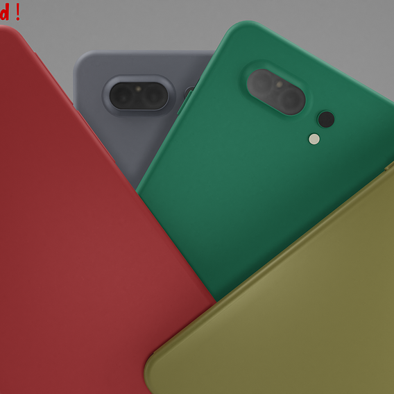Low Poly PBR cellphone