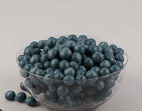 Blueberry 3D goody