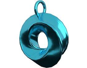 3D print model Mobius Strip Pendant