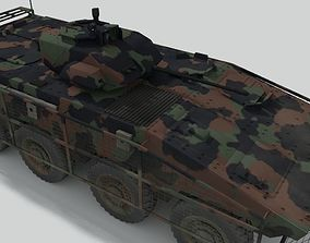 Amoured Infantry Fighting Vehicle 3D