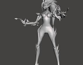 Zyra 3D Model