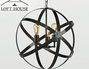 lofthouse LOFT HOUSE 3D rigged