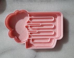 3D printable model Beer Chopp Cookie Cutter