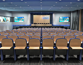 assembly 3D Conference Hall
