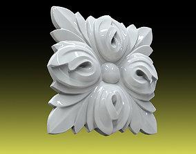Rozette 009 3D print model