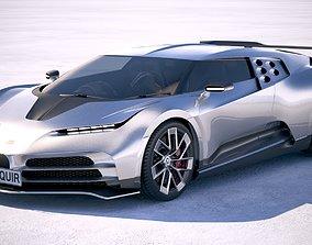 3D Bugatti Centodieci 2020