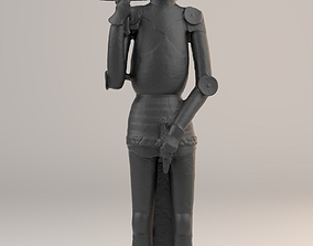 medieval Knight - 3D Scan of the Brandenburger Roland