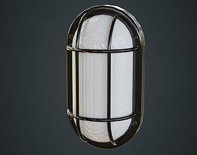 Bulkhead Light 1A 3D model