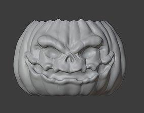Pumpkin Jar 3D printable model