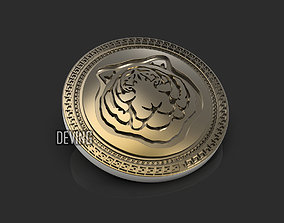 3D print model Medallon Shazam