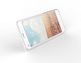 smart phone 3D model screen