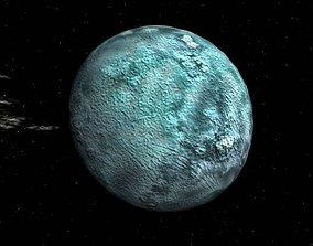 Planet Orional 3D asset