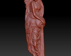 3D printable model Indian girl