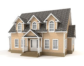 3D Cottage 90