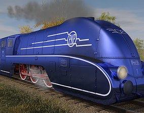Locomotive PM 36 3D