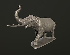 3D print model sinomastodon Sinomastodon