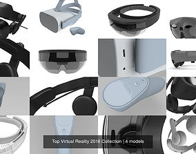 Top Virtual Reality 2018 Collection 3D