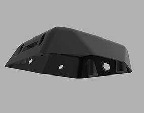 3D print model Electric Skateboard Cover