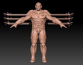 3D model BRAINIAC