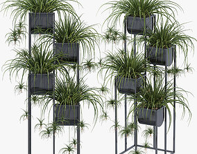 3D Nyx plant stand