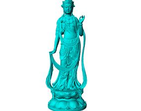 statue of God 3D printable model