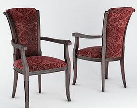 3D Seven Sedie Brooklyn Armchair 0567A