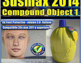 3dsmax 2014 Compound Object 1 vol 3 Italiano cd animated