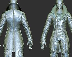 RPG Knight Character Man HighPoly 3D