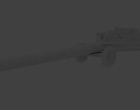 Aircraft Towbar 3D print model