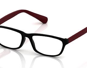 3D printable model plastic Eyeglasses for Men and Women