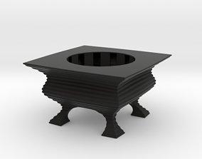 Tealight holder 3D print model