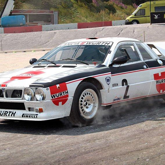 Lancia 037 Evo