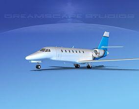 Cessna C680 Citation Soveriegn V14 3D