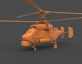 Ka - 25 3D print model