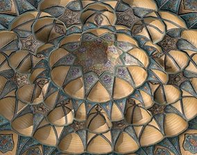 3D asset Isfahan Dome