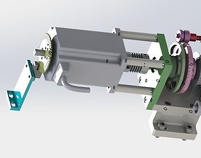 3D Motor conveying device