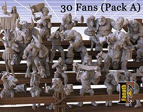 3D print model Fans Pack A