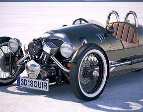 3D Morgan 3 Wheeler 2011-2020