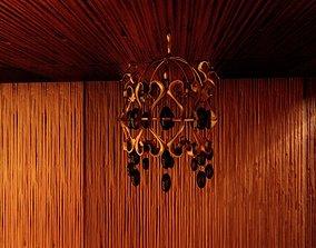 interior Chandelier Classic 3D model