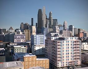 3D asset City 18