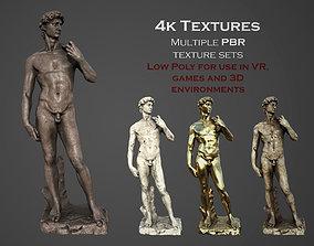 Statue of David 3D model