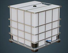 3D model IBC Tote 2A
