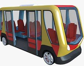 Smart Minibus III 3D model