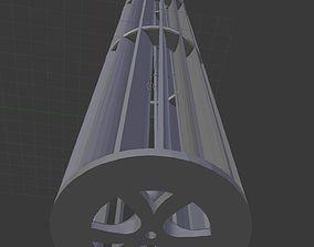 Wind Turbine 3D print model printed