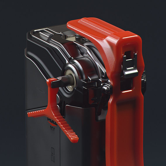 concept design - Chicken granade