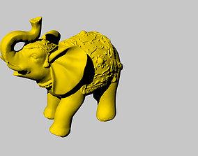 little elephant 3D model