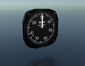 BOOST GAUGE 3D asset